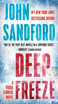Deep Freeze - Book #10 of the Virgil Flowers