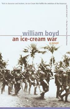An Ice-Cream War 0140065717 Book Cover
