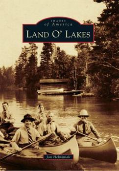 Paperback Land O' Lakes Book