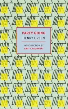Party Going 0670541133 Book Cover