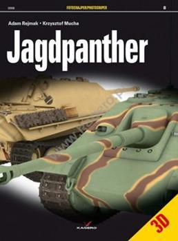Paperback Jagdpanther Book