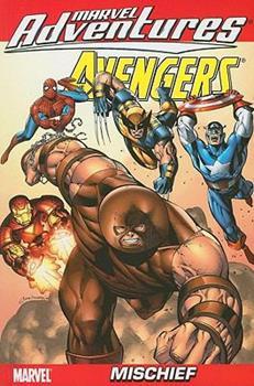 Marvel Adventures The Avengers Vol. 2: Mischief - Book  of the Marvel Adventures