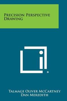 Paperback Precision Perspective Drawing Book