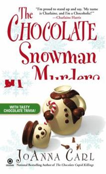 The Chocolate Snowman Murders (Chocoholic Mystery, Book 8) 0451225066 Book Cover