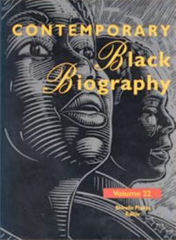 Hardcover Contemporary Black Biography: Profiles from the International Black Community Book