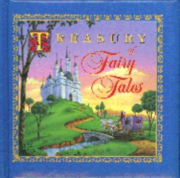 Hardcover Treasury of Fairy Tales Book