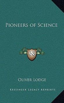 Hardcover Pioneers of Science Book