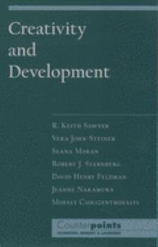 Creativity and Development (Counterpoints (Oxford University Press).) 0195149009 Book Cover