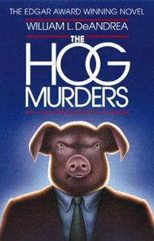 The Hog Murders (Ipl Library of Crime Classics) 1558820302 Book Cover