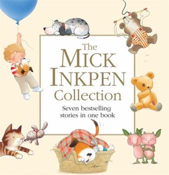 Hardcover Mick Inkpen Collection Book