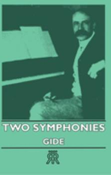 Two Symphonies 0394724542 Book Cover