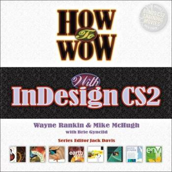 Paperback How to Wow With Indesign CS2 Book
