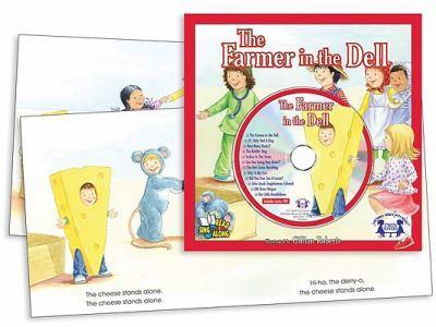 Paperback The Farmer in the Dell Book