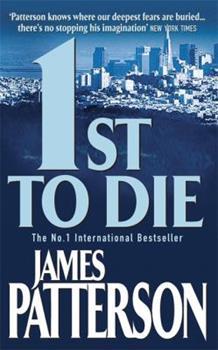 Paperback 1st to Die Book