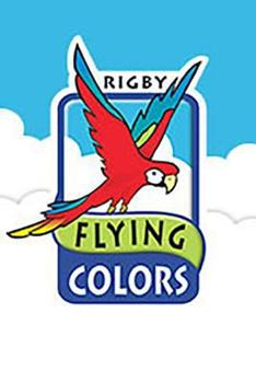 Paperback Rigby Flying Colors: Individual Student Edition Silver the Wonderer Book