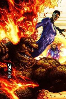 Dark Reign: Fantastic Four - Book  of the Dark Reign Collected Editions
