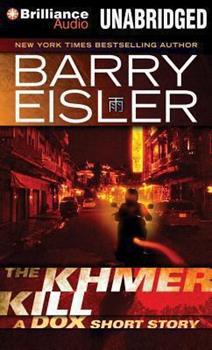 The Khmer Kill 1480553263 Book Cover