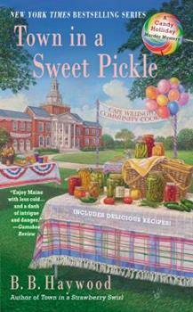 Town in a Sweet Pickle 0425252639 Book Cover