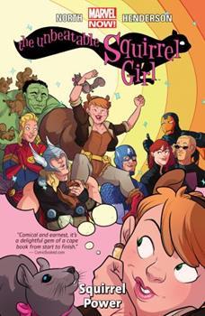 The Unbeatable Squirrel Girl, Vol. 1: Squirrel Power - Book #1 of the Unbeatable Squirrel Girl