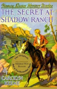 Hardcover The Secret of Shadow Ranch Book