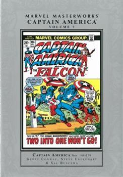 Marvel Masterworks: Captain America, Vol. 7 - Book #204 of the Marvel Masterworks