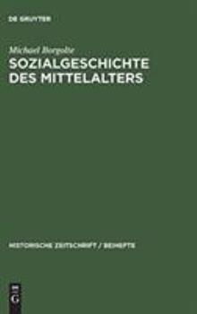 Paperback Sozialgeschichte des Mittelalters [German] Book