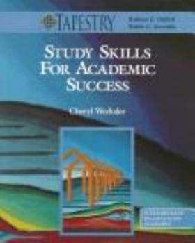 Paperback Study Skills for Academic Success Book