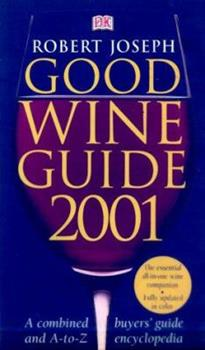 Good Wine Guide 2001 0789462451 Book Cover