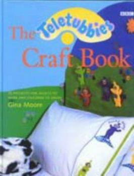 Teletubbies Craft Book - Book  of the Teletubbies