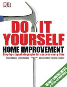 Paperback Do It Yourself Home Improvement Book