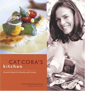 Cat Cora's Kitchen: Favorite Meals for Family and Friends 0811839982 Book Cover