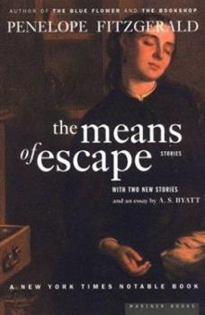 Paperback The Means of Escape Book