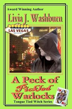 A Peck of Pickled Warlocks 1478315024 Book Cover