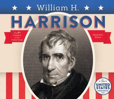William H. Harrison - Book  of the United States Presidents *2017*