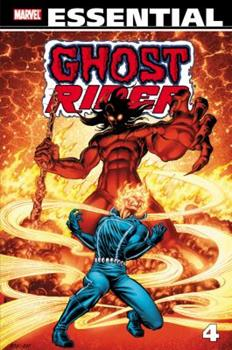 Essential Ghost Rider, Vol. 4 - Book  of the Essential Marvel