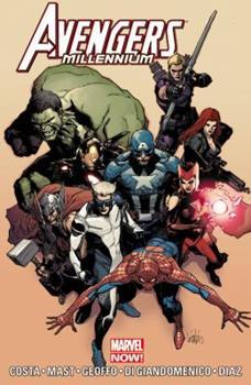 Avengers: Millennium - Book  of the Avengers 1963-1996 #278-285, Annual