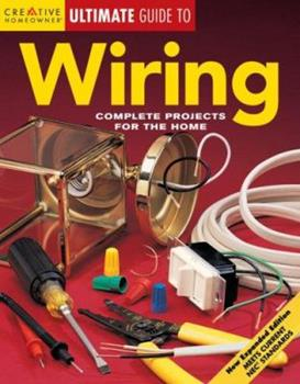 Paperback Wiring: Complete Projects for the Home Book