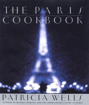 The Paris Cookbook 0060184698 Book Cover