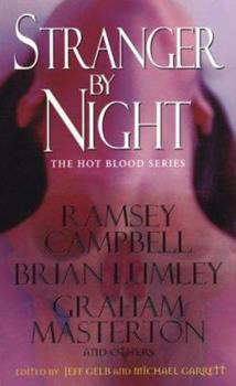 Stranger by Night (Hot Blood, Volume VI) 0671537547 Book Cover