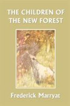 The Children of the New Forest 0006940080 Book Cover