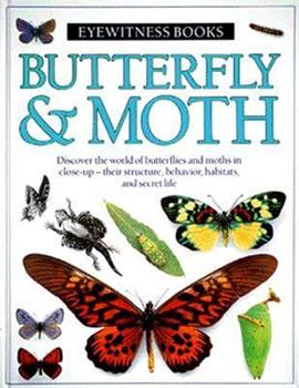 Butterfly & Moth 0394896181 Book Cover