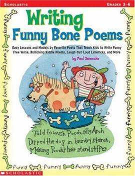 Writing Funny Bone Poems 0439073499 Book Cover
