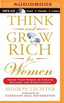 Piense y Hagase Rico Para Mujeres 0399170820 Book Cover