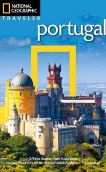 National Geographic Traveler: Portugal 1426210248 Book Cover