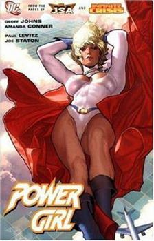 Power Girl - Book  of the JSA: Classified