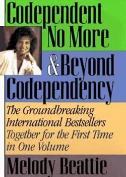 Hardcover Codependent No More and Beyond Codependency Book