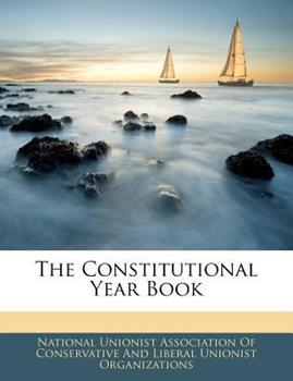 Paperback The Constitutional Year Book