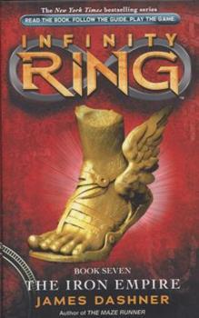 The Iron Empire 0545387027 Book Cover