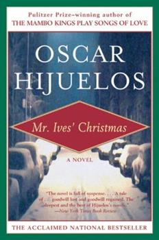 Mr. Ives' Christmas 0060927542 Book Cover