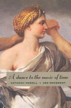 A Dance to the Music of Time: Third Movement 0226677176 Book Cover